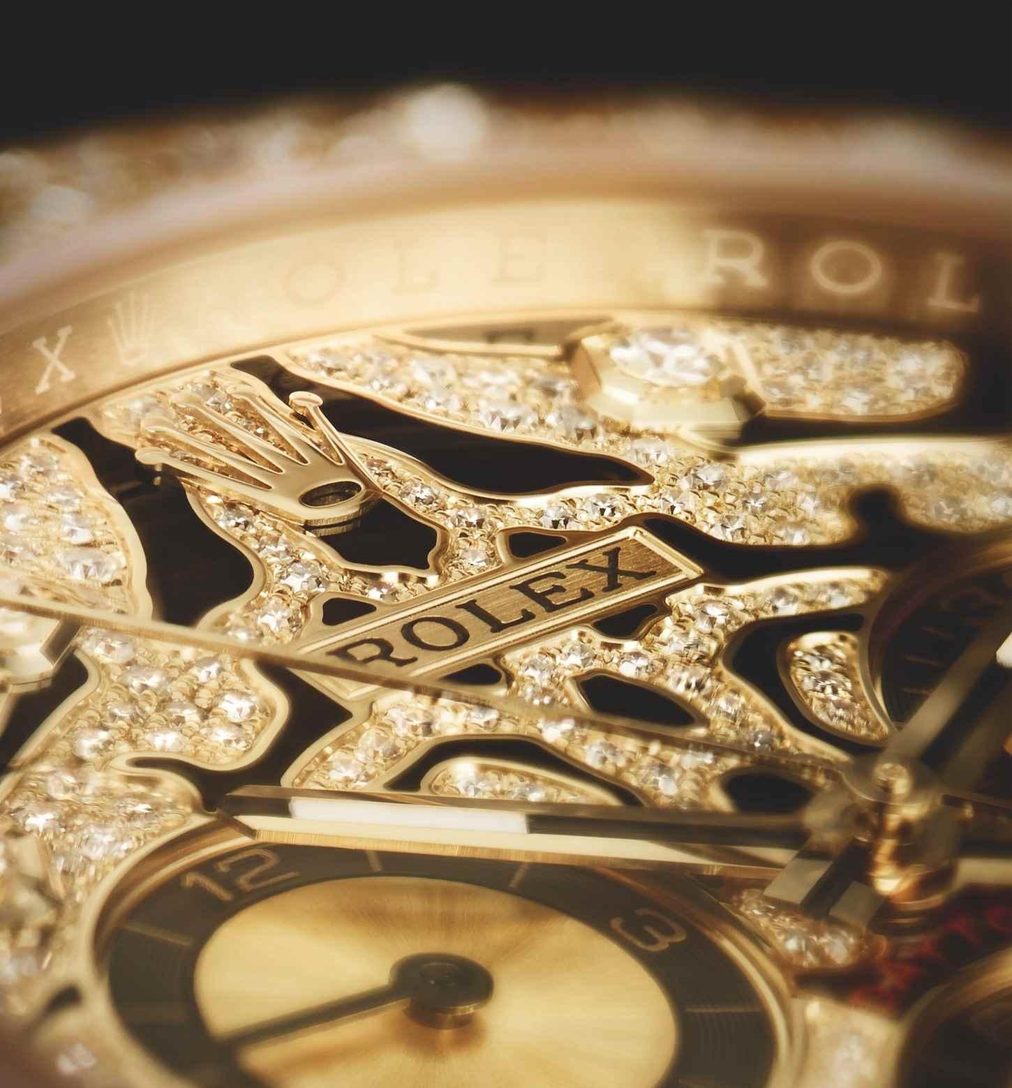 Rolex: Nga vijnë orët 50,000 dollarëshe në të vërtetë