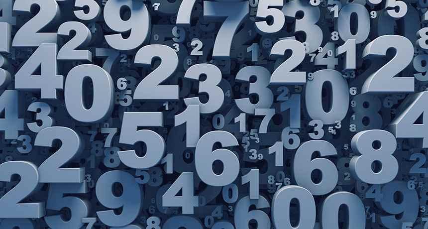 10 fakte magjepsëse rreth numrave