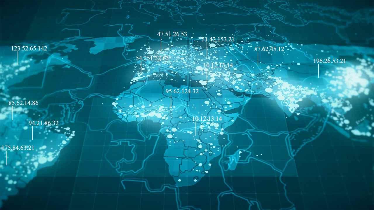 Gjetja e shtetit të përdoruesit në bazë të IP adresës